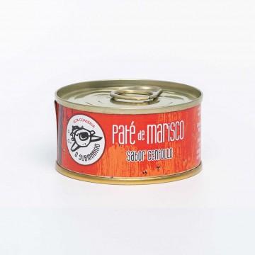 Paté de marisco sabor centollo