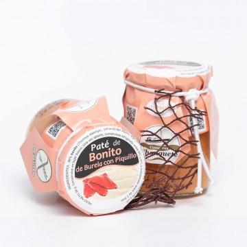Paté de bonito de Burela...