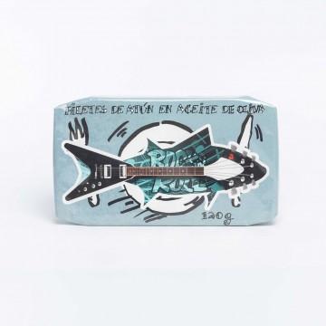 Filetes de atún en aceite...