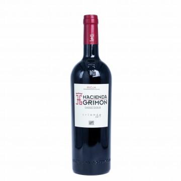 Rioja crianza Hacienda Grimon