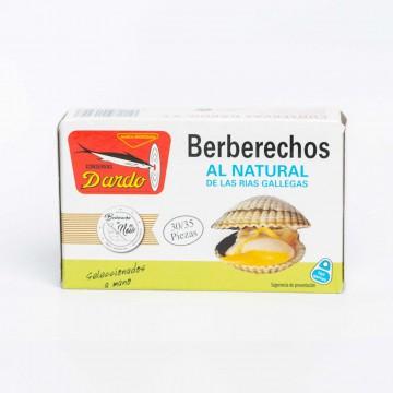 Berberechos al natural de...