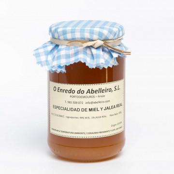 Especialidad de miel y...