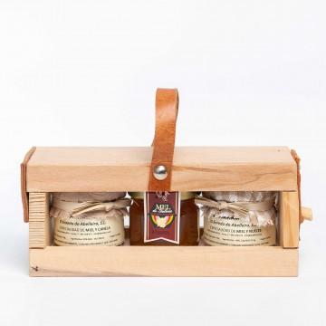 Pack 3 especialidades de miel