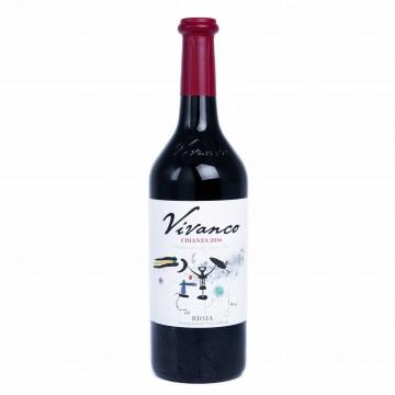 Rioja crianza Vivanco
