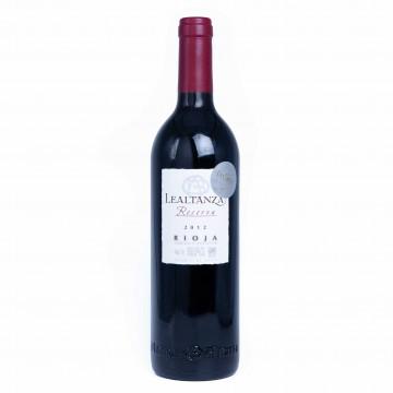 Rioja reserva Lealtanza