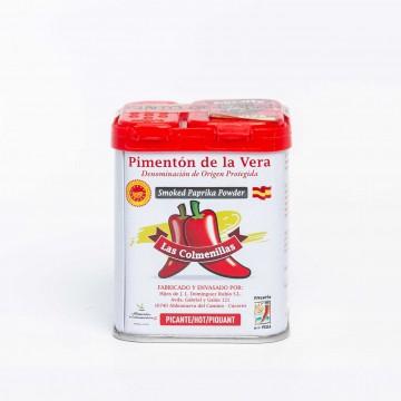 Pimentón de la Vera picante